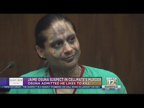 Jaime Osuna suspected of murder, again