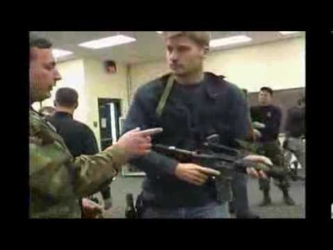 Black Hawk Down (Military Trainning) Part 2/3