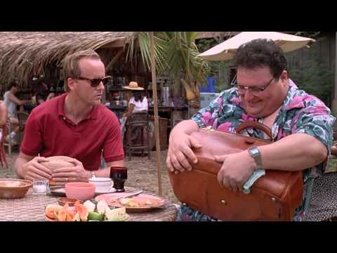 "Jurassic Park - ""Dodgson, we've got Dodgson here!"" Scene - HD"