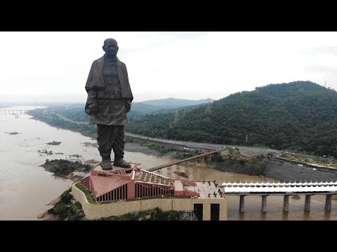 Gujarat's Statue of Unity
