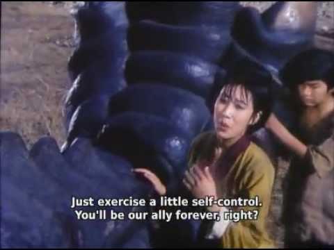 Pulgasari (1985) North Korean Giant Monster film with english subtitle (FULL MOVIE)