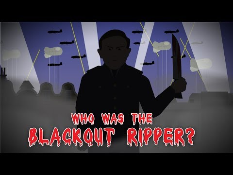 Who was the Blackout Ripper?