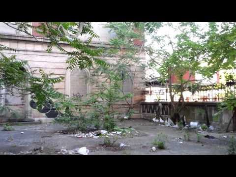 Abandoned PS #186 in Harlem N.Y.