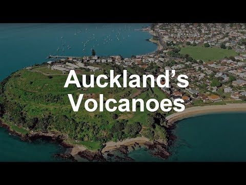 How Auckland Volcanoes Erupt