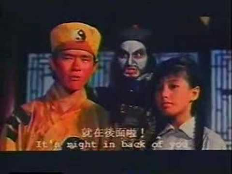 Five Venoms VS Wutang - final fight (part 2 of 3)