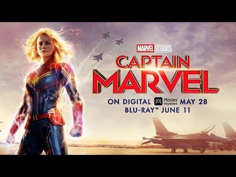 Marvel Studios' Captain Marvel | Pre-Order Now!