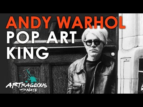 Brief History of Andy Warhol: Pop Art King
