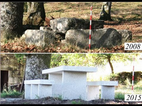 Ancient Tomb Destroyed, Replaced with Picnic Table