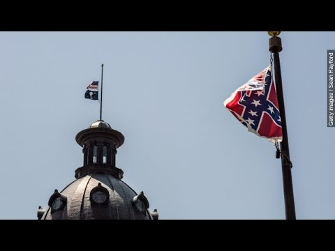 After Charleston, The Confederate Flag Is Still Flying High