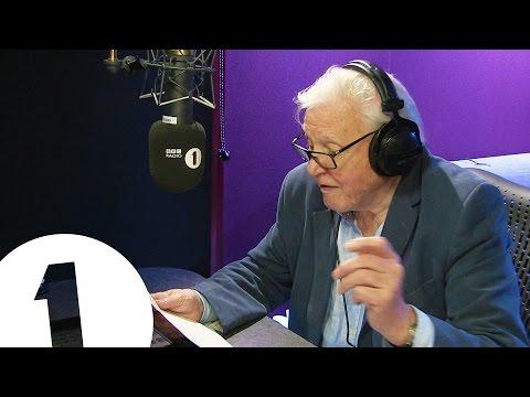 Sir David Attenborough narrates Adele's Hello