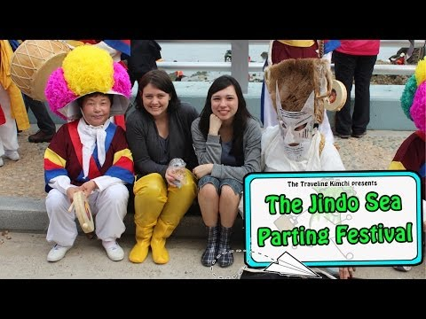 Adventure: Jindo Sea Parting Festival