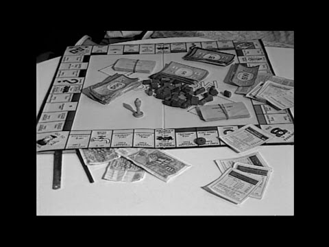 """How Monopoly Helped POWs Escape in World War II - Clip from """"Under the Boardwalk"""""""