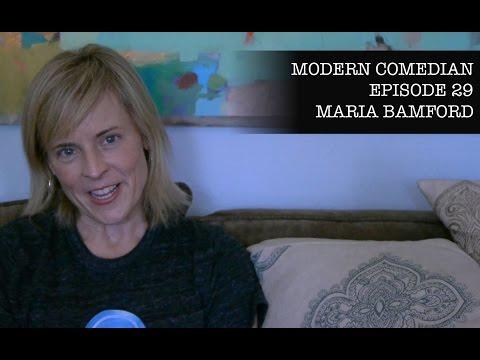 Maria Bamford - Crazy Meds | Modern Comedian - Episode 29