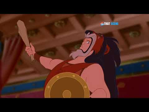 Scar after The Lion King - THAT SCENE