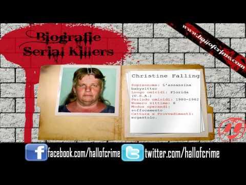 biografie serial killer - CHRISTINE FALLING – -WWW.HALLOFCRIME.COM---