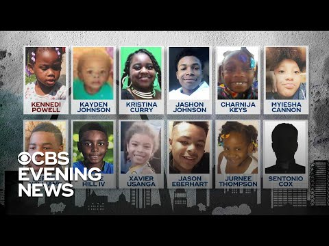 St. Louis shaken after deaths of 12 children since April