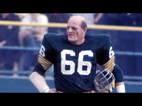 #47: Ray Nitschke | The Top 100: NFL's Greatest Players (2010) | NFL Films
