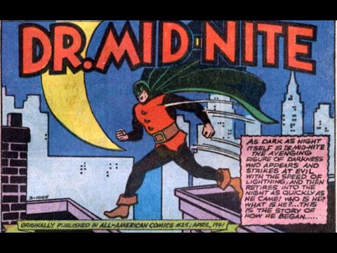 Dr. Midnight: All American Comics #25