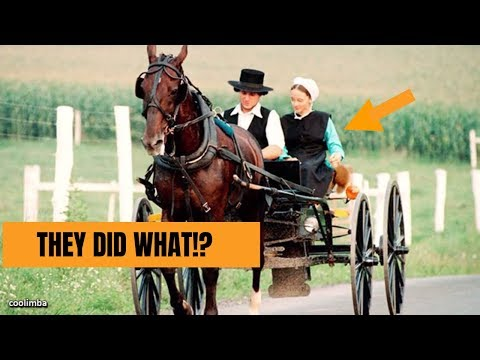 Crazy Facts You Never Knew About The Amish