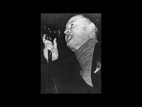 May 1, 1945 Lord Haw Haw last broadcast