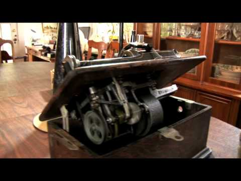 How the Cylinder Phonograph Works