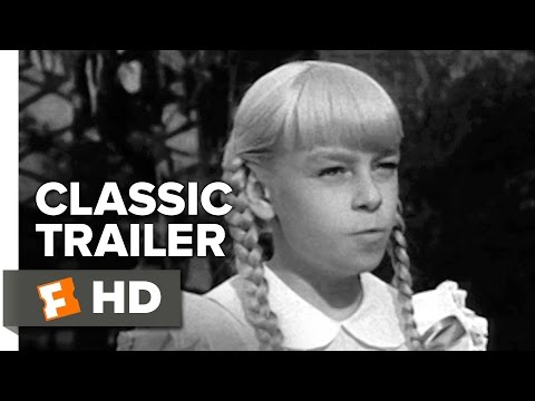 The Bad Seed (1956) Official Trailer - Nancy Kelly, Patty McCormack Movie HD