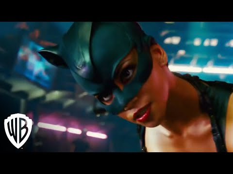 Catwoman | Halle Berry Club Fight Scene | Warner Bros. Entertainment
