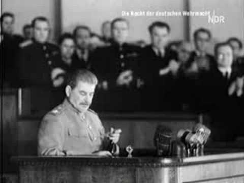 Stalin speech buzzer