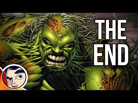 """Hulk """"The End"""" - Complete Story 