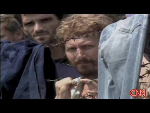 Radovan Karadzic Arrested - Full video (CNN)