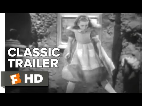 Alice in Wonderland (1933) Official Trailer - Gary Cooper, Cary Grant Movie HD