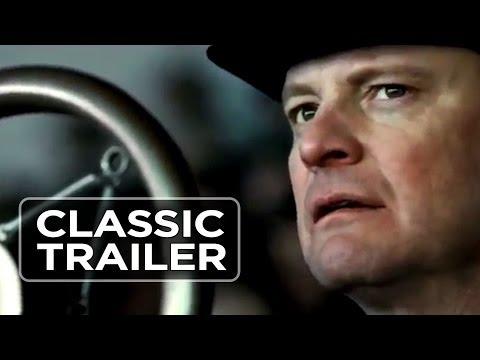 The King's Speech (2010) Official Trailer #1 - Geoffrey Rush Movie HD