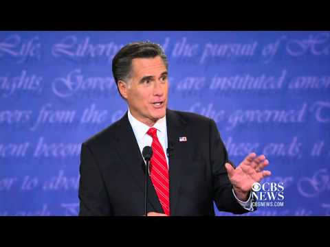 "Romney: ""I love Big Bird,"" but I'd cut PBS funding"