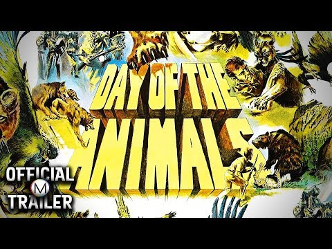 DAY OF THE ANIMALS (1977) | Official Trailer #2 | HD