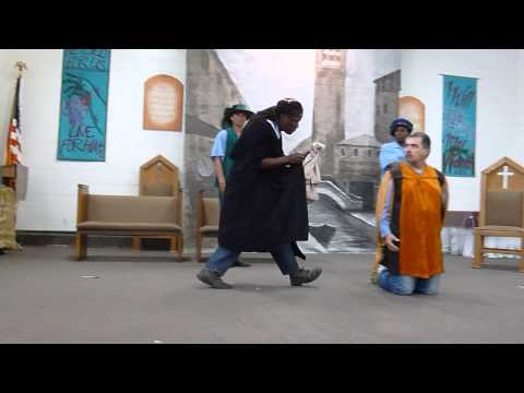 San Quentin State Prison inmates perform Shakespeare