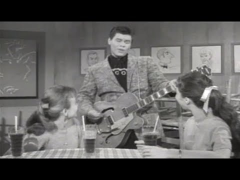Ritchie Valens - Ooh My Head (1959) - Feat. Chuck Berry and Alan Freed - HD