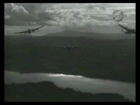 Operation Chastise-RAF Attacks on German Dams