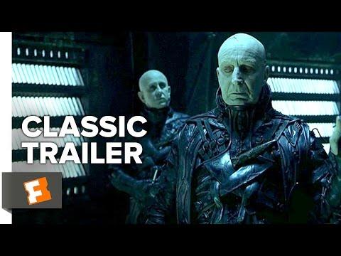 Dark City (1998) Official Trailer - Jennifer Connelly, Kiefer Sutherland Sci-Fi Movie HD