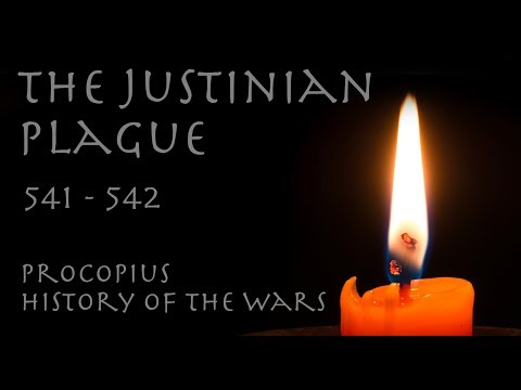 The Justinian Plague: First Pandemic? // Procopius (541-542) // Byzantine Primary Source