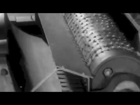 Cotton Gin - Machine in Action