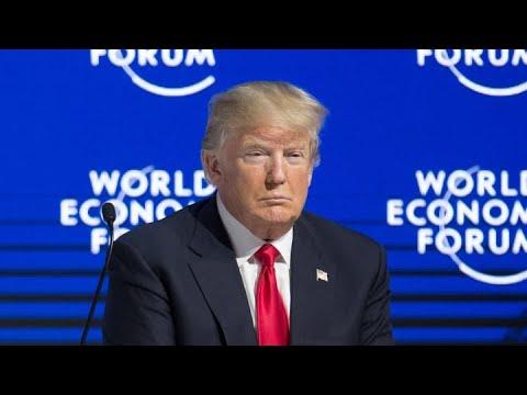 Watch President Donald Trump's full speech at the Davos World Economic Forum