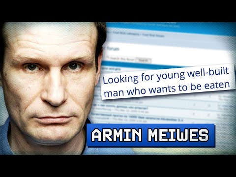 The Shocking Case Of The Rotenburg Cannibal: Armin Meiwes