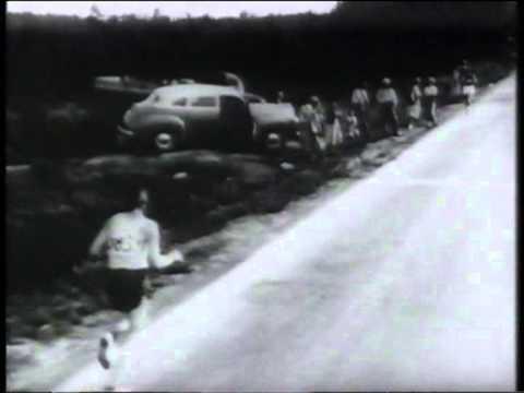 Emil Zatopek-Marathon,1952 Olympic Games,Helsinki