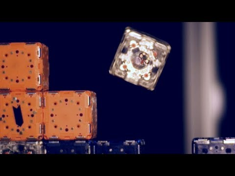 M-Blocks 2.0: Self-assembling Modular Robots
