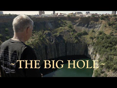 The Big Hole, Kimberley Diamond Mine in South Africa - Bonus Clip   THE UNJUST & US