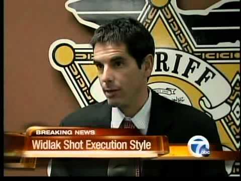 Widlak shot execution style