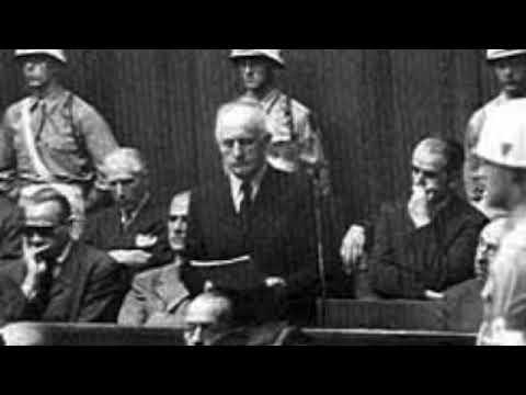 Nuremberg Day 216 (1946) Julius Streicher Final Statement