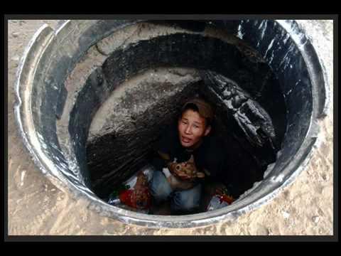 Ulan Bator Street Children (Ulaanbaatar)