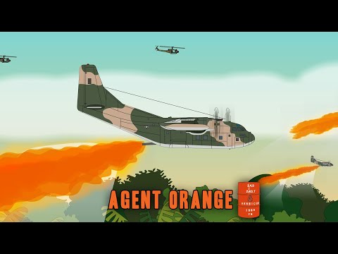 Agent Orange (The Vietnam War)