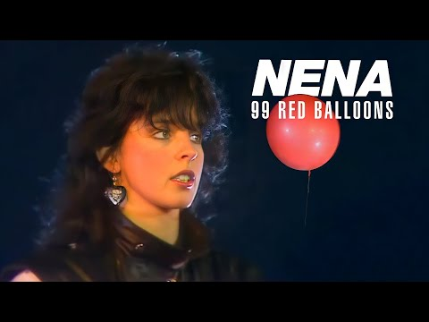 NENA | 99 Red Balloons [1984] (Official Music Video)